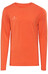 Gentic Lines Game Langærmet T-shirt Herrer orange